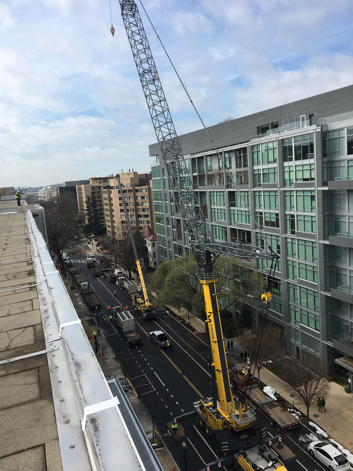 Mobile Crane Near Me : Crane projects va rental