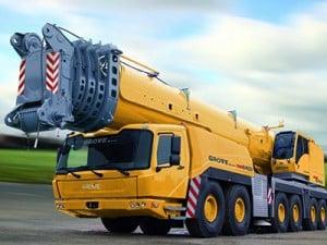 hvac crane service