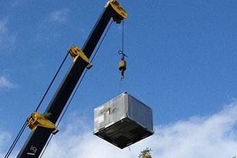 mobile crane service near me