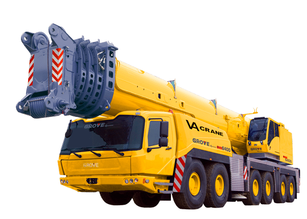 Home VA Crane Rental
